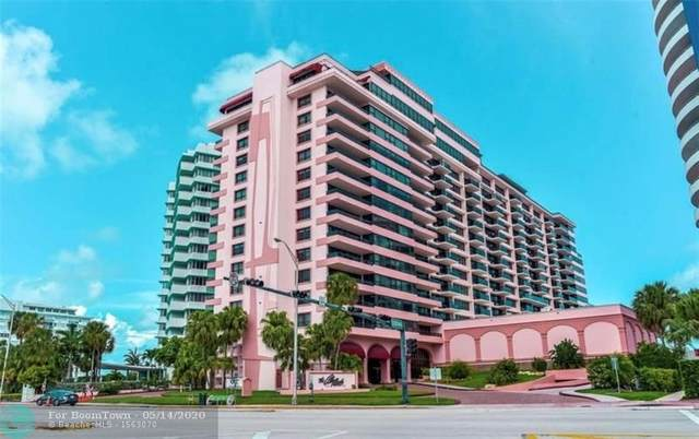 5225 Collins Ave #1414, Miami Beach, FL 33140 (MLS #F10229461) :: GK Realty Group LLC