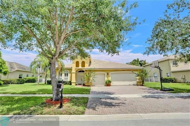 4844 Hibbs Grove Ter, Cooper City, FL 33330 (MLS #F10229470) :: Green Realty Properties