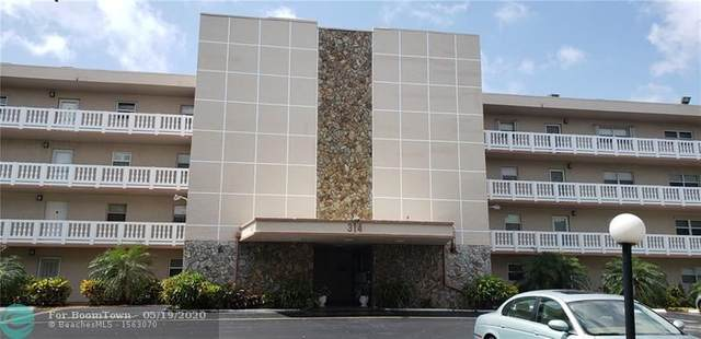 314 SE 10th St #208, Dania Beach, FL 33004 (MLS #F10229478) :: Berkshire Hathaway HomeServices EWM Realty