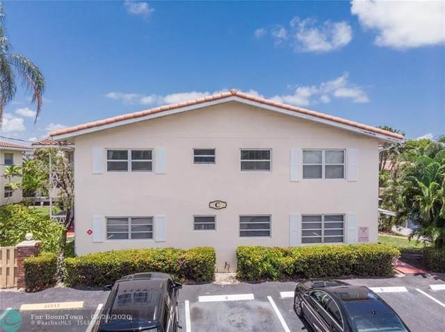 2591 NE 55th Ct #209, Fort Lauderdale, FL 33308 (MLS #F10229607) :: The Howland Group