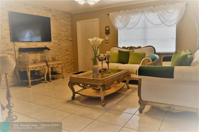 1625 NW 68th Terrace, Margate, FL 33063 (MLS #F10229670) :: Castelli Real Estate Services