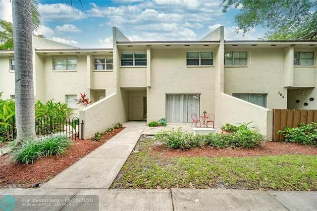 3010 NW 68th St #103, Fort Lauderdale, FL 33309 (MLS #F10229691) :: The Howland Group