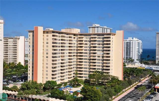 3333 NE 34th St #406, Fort Lauderdale, FL 33308 (MLS #F10229728) :: ONE Sotheby's International Realty