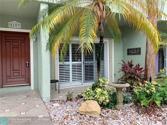 2103 NE 44 St #2103, Lighthouse Point, FL 33064 (MLS #F10229771) :: THE BANNON GROUP at RE/MAX CONSULTANTS REALTY I
