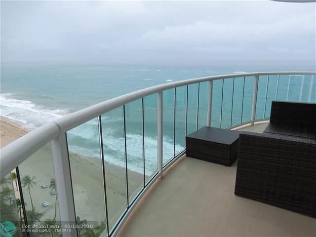3410 Galt Ocean Dr 1601N, Fort Lauderdale, FL 33308 (MLS #F10229838) :: Berkshire Hathaway HomeServices EWM Realty