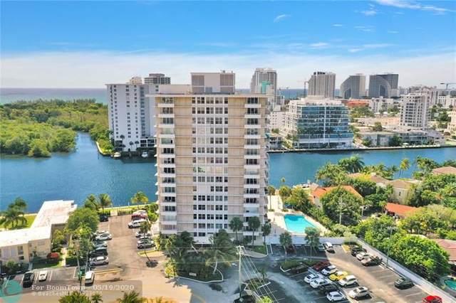 888 Intracoastal Dr 4G, Fort Lauderdale, FL 33304 (MLS #F10229925) :: Berkshire Hathaway HomeServices EWM Realty