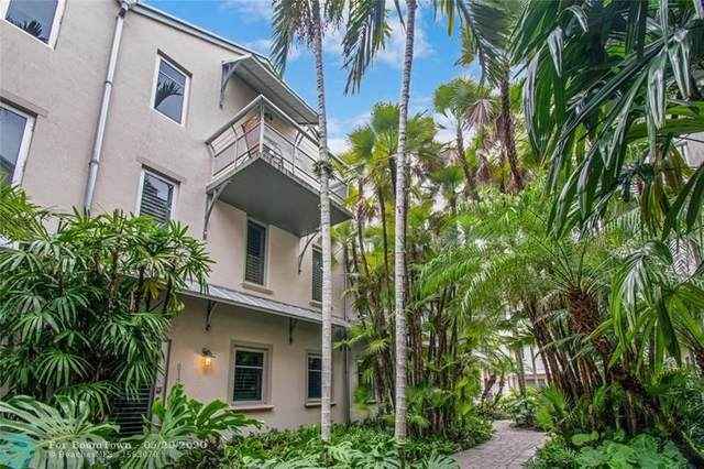 812 SW 4th Ave #8, Fort Lauderdale, FL 33315 (MLS #F10229926) :: Lucido Global