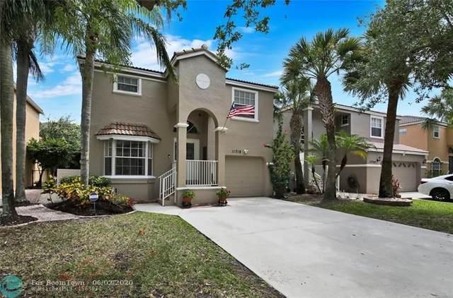 11718 NW 1st St, Coral Springs, FL 33071 (#F10230113) :: Dalton Wade