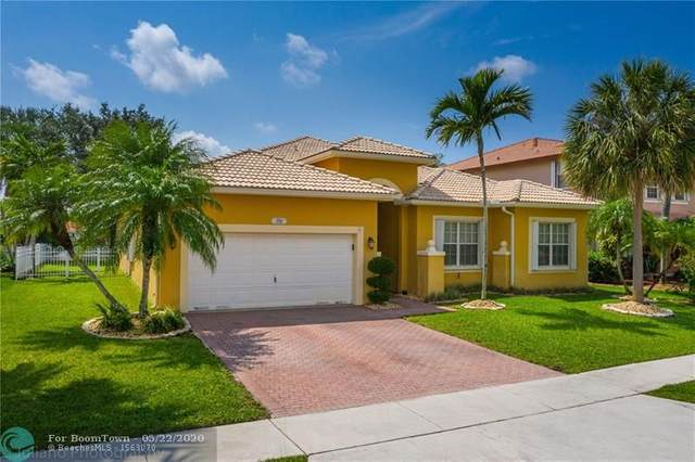 350 SW 167 AV, Pembroke Pines, FL 33027 (MLS #F10230162) :: THE BANNON GROUP at RE/MAX CONSULTANTS REALTY I