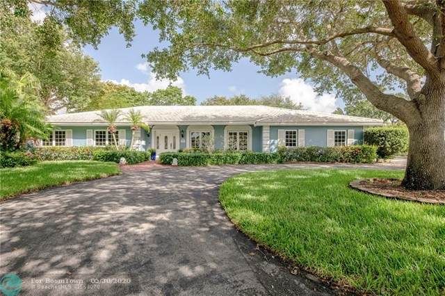 891 NW 73rd Ave, Plantation, FL 33317 (MLS #F10230170) :: Laurie Finkelstein Reader Team