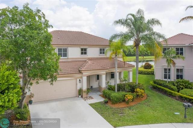 1691 Royal Grove Way, Weston, FL 33327 (#F10230200) :: Dalton Wade
