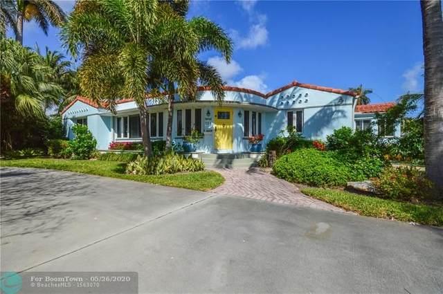 725 Harrison St, Hollywood, FL 33019 (MLS #F10230203) :: Miami Villa Group
