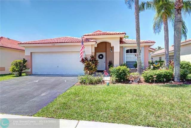 7720 NW 28th St, Margate, FL 33063 (MLS #F10230227) :: Castelli Real Estate Services