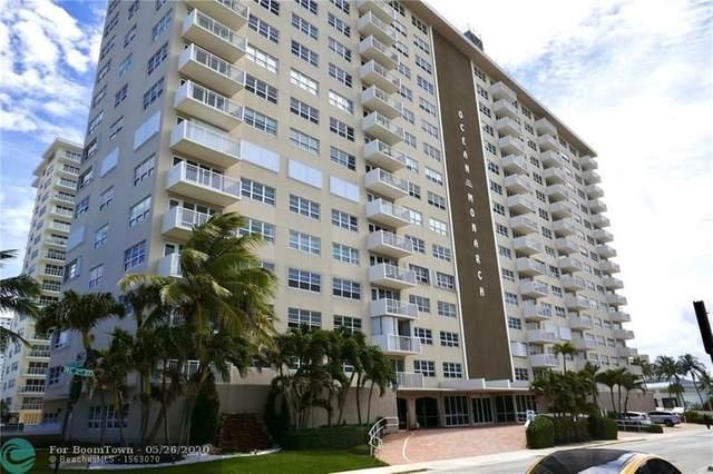 133 N Pompano Beach Blvd #809, Pompano Beach, FL 33062 (#F10230234) :: Posh Properties