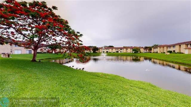 881 Twin Lakes Dr 1H, Coral Springs, FL 33071 (MLS #F10230263) :: GK Realty Group LLC
