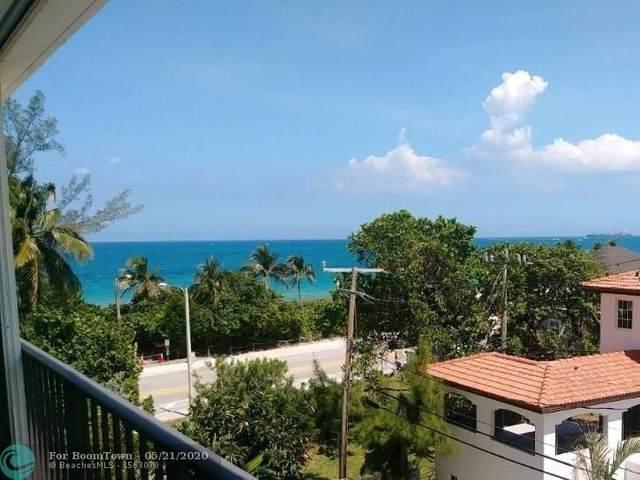 1901 N Ocean Blvd 4C, Fort Lauderdale, FL 33305 (MLS #F10230289) :: Lucido Global