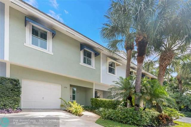 1791 NE 4th Ave A3, Fort Lauderdale, FL 33305 (MLS #F10230333) :: The Howland Group