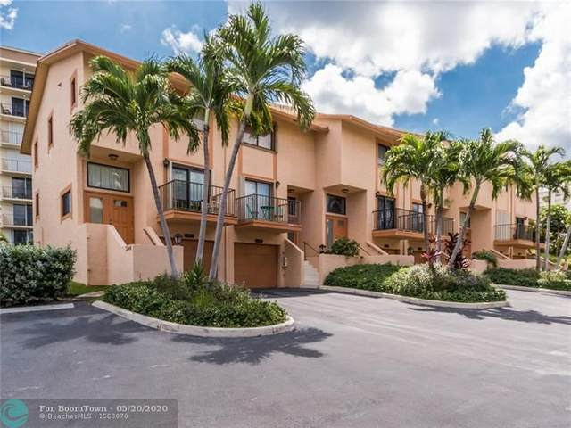 3244 NE 11th St #104, Pompano Beach, FL 33062 (MLS #F10230336) :: Lucido Global