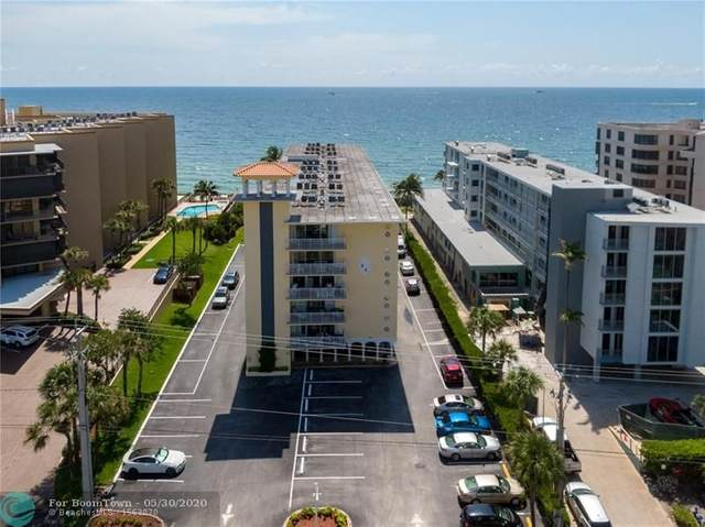 1161 Hillsboro Mile #607, Hillsboro Beach, FL 33062 (MLS #F10230353) :: Green Realty Properties
