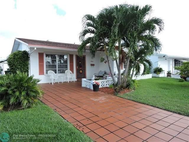 4915 NW 54th St, Tamarac, FL 33319 (MLS #F10230369) :: Green Realty Properties