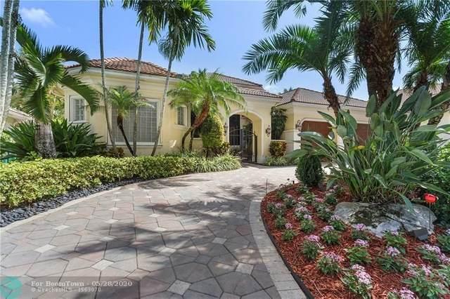 10887 Blue Palm St, Plantation, FL 33324 (MLS #F10230375) :: RE/MAX