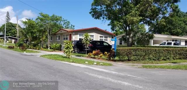 246 NW 8th Ave, Dania Beach, FL 33004 (MLS #F10230414) :: Green Realty Properties