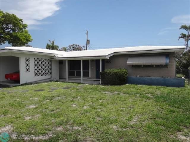 5870 NE 21st Rd, Fort Lauderdale, FL 33308 (MLS #F10230444) :: GK Realty Group LLC