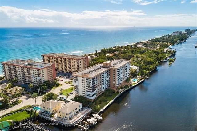 1150 Hillsboro Mile #508, Hillsboro Beach, FL 33062 (MLS #F10230478) :: RE/MAX