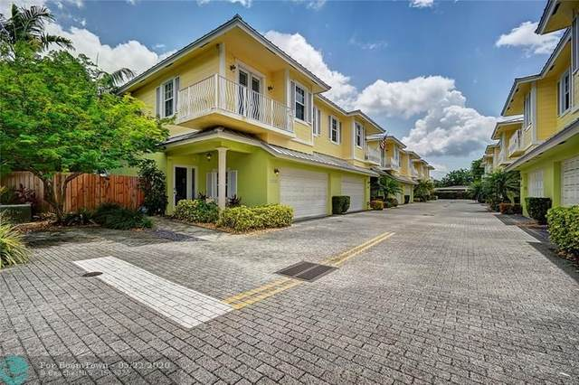 2626 NE 9th Ave #1, Wilton Manors, FL 33334 (MLS #F10230533) :: RE/MAX