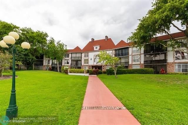 3650 Inverrary Dr 2J, Lauderhill, FL 33319 (MLS #F10230581) :: Green Realty Properties