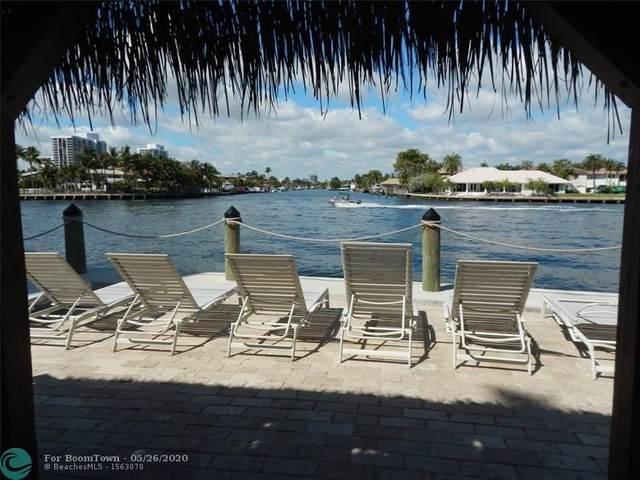 3177 S Ocean Dr #119, Hallandale, FL 33009 (MLS #F10230585) :: Berkshire Hathaway HomeServices EWM Realty