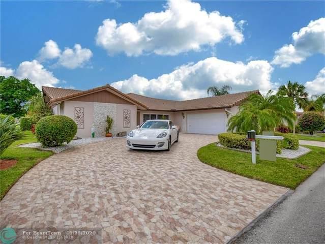5610 S Travelers Palm Ln, Tamarac, FL 33319 (MLS #F10230591) :: Green Realty Properties