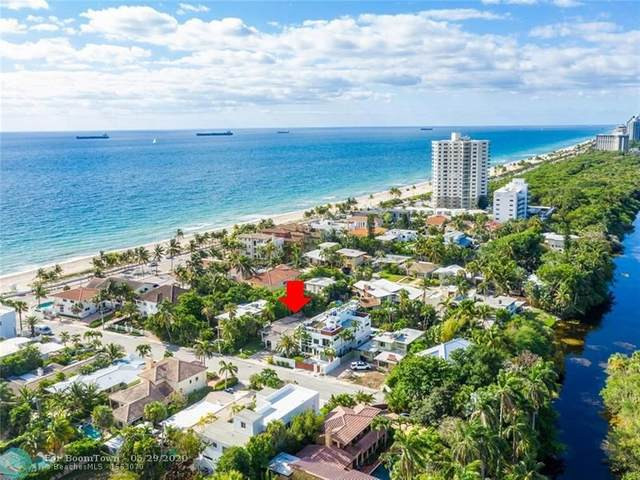 3314 NE 15th Ct, Fort Lauderdale, FL 33304 (MLS #F10230621) :: ONE Sotheby's International Realty