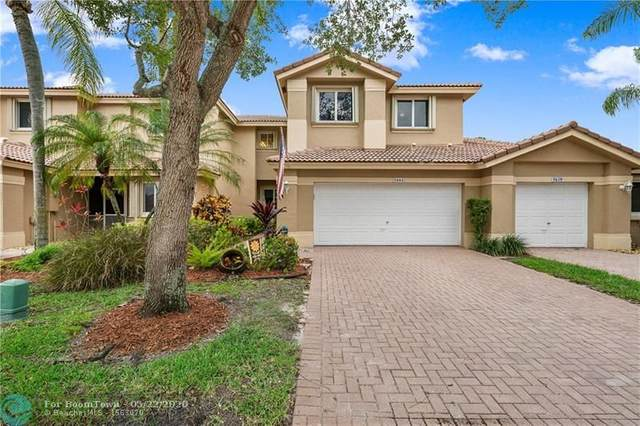5664 NW 125th Ave #5664, Coral Springs, FL 33076 (MLS #F10230662) :: GK Realty Group LLC