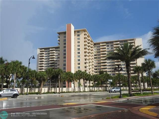 3300 NE 36th St #1418, Fort Lauderdale, FL 33308 (MLS #F10230687) :: Lucido Global