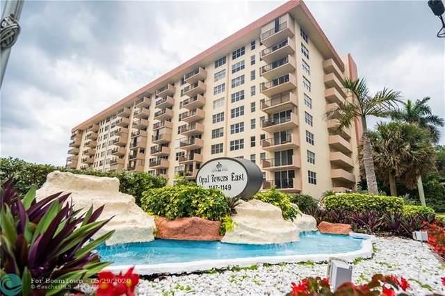 1147 Hillsboro Mile #411, Hillsboro Beach, FL 33062 (MLS #F10230703) :: RE/MAX