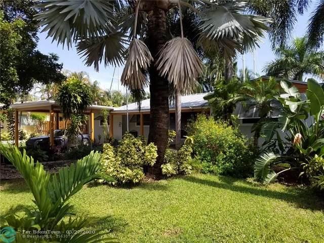 905 Mandarin Isle, Fort Lauderdale, FL 33315 (MLS #F10230716) :: Lucido Global