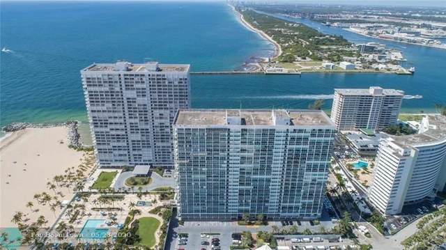 2100 S Ocean Ln #607, Fort Lauderdale, FL 33316 (MLS #F10230717) :: Lucido Global