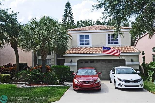 10621 NW 48th St, Coral Springs, FL 33076 (MLS #F10230722) :: GK Realty Group LLC