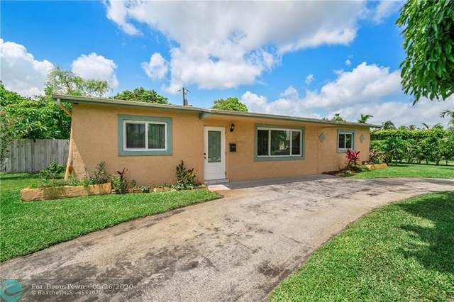 4400 NW 30th Ct, Lauderdale Lakes, FL 33313 (MLS #F10230755) :: Green Realty Properties