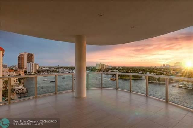 321 N Birch Rd #1001, Fort Lauderdale, FL 33301 (MLS #F10230808) :: Lucido Global