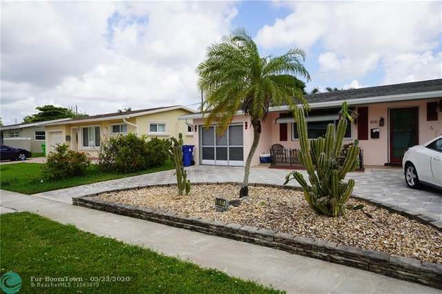 8591 NW 26th St, Sunrise, FL 33322 (MLS #F10230816) :: Green Realty Properties