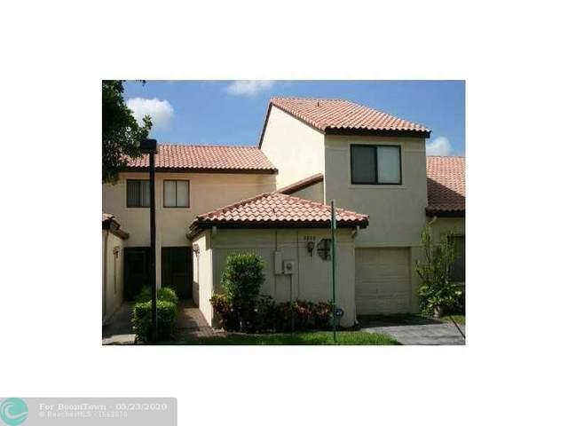 3319 Inverrary Blvd #3319, Lauderhill, FL 33319 (MLS #F10230822) :: Green Realty Properties
