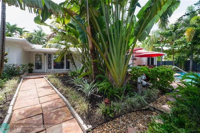 205 NE 16TH TER, Fort Lauderdale, FL 33301 (MLS #F10230832) :: The Howland Group