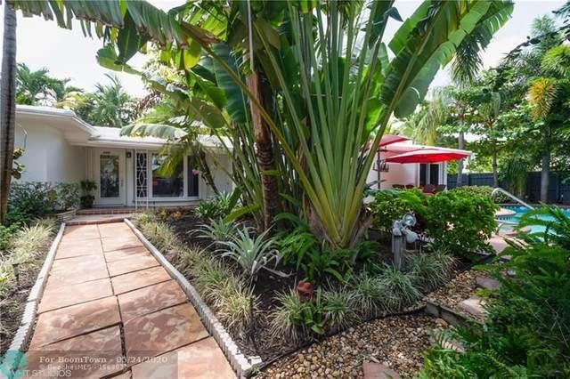 205 NE 16TH TER, Fort Lauderdale, FL 33301 (MLS #F10230832) :: The Paiz Group