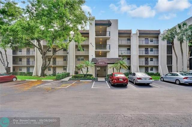 9420 Poinciana Place #206, Davie, FL 33324 (MLS #F10230839) :: The Paiz Group