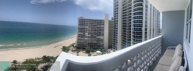 4250 Galt Ocean Dr 14S, Fort Lauderdale, FL 33308 (MLS #F10230842) :: Lucido Global