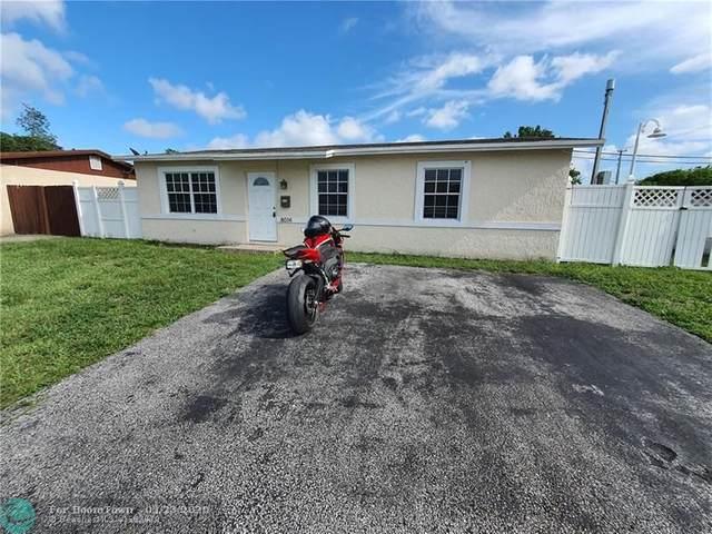 8014 SW 7th Ct, North Lauderdale, FL 33068 (MLS #F10230874) :: Laurie Finkelstein Reader Team