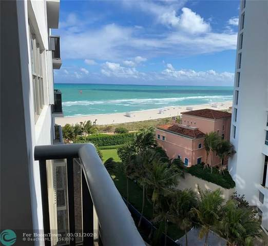 6039 SE Collins Ave #922, Miami Beach, FL 33140 (#F10230882) :: Ryan Jennings Group