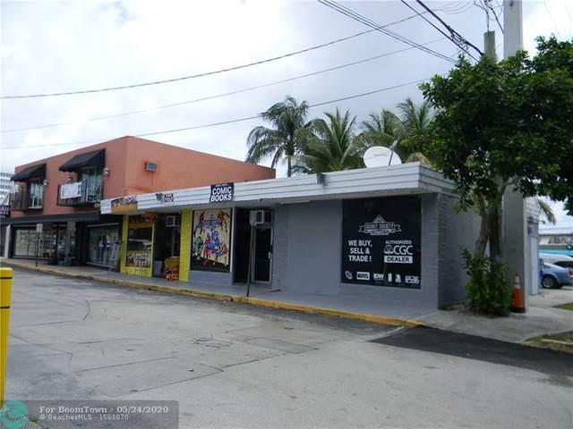 1938 E Sunrise Blvd, Fort Lauderdale, FL 33304 (MLS #F10230883) :: The Howland Group